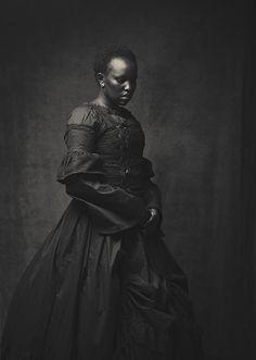 Images from Black Venus:  Portraits by Maxim Vakhovskiy