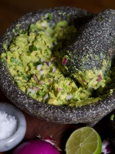 Recipe: The Perfect Guacamole — Appetizer Recipes from The Kitchn