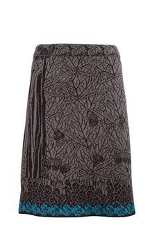 Skirt, Forest Motifs - Skirt | Ivko Woman