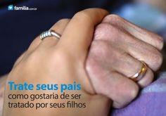 Familia.com.br | Como ser uma filha ou um filho mais dedicado #Dedicacao #Amor