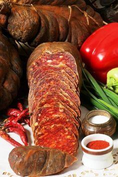 Croacia - Kulen - Embutido elaborado con cerdo