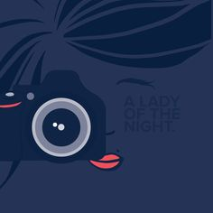 Day 262 - A Lady Of The Night.