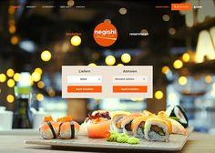 Negishi Sushi Bars   CSS Website