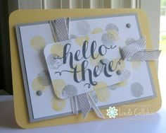 Hello There! by abbysmom2198 - Cards and Paper Crafts at Splitcoaststampers