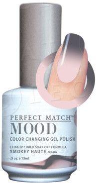 Lechat Perfect Match Mood Gel - Smokey Haute 0.5 oz - #MPMG37