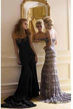 Long dresses  #