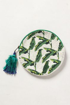 Canopy Circle Clutch #anthropologie