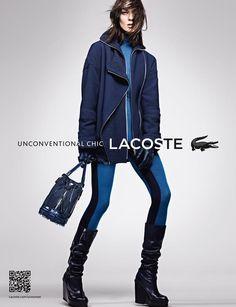 Lacoste Ad Campaign Fall/Winter 2012/2013
