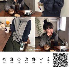 Instagram Photo Editing, Photo Editing Vsco, Instagram And Snapchat, Vsco Photography, Photography Filters, Photography Editing, Free Photo Filters, Vsco Themes, Aesthetic Filter