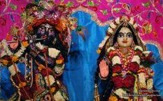 To view Radha Parthasarathi Close Up Wallpaper of ISKCON Dellhi in difference sizes visit - http://harekrishnawallpapers.com/sri-sri-radha-parthasarathi-close-up-iskcon-delhi-wallpaper-009/