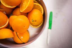 Frische Orangen für frische, handgemachte Kosmetik!