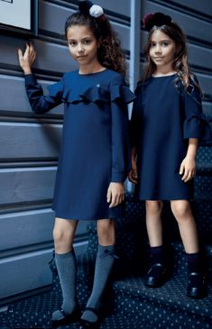 Fashion Leggings For Toddlers Info: 7337617982 Cute Little Girl Dresses, Baby Girl Dresses, Baby Dress, Kids Outfits Girls, Girl Outfits, Kids Clothing Brands List, Tween Fashion, Fashion Wear, Fashion Dresses