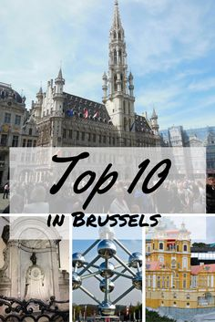 Home to more than 1 million people, Brussels is a perfect little capital city to…