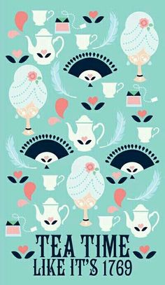 poster teatime