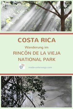 Aus meinem #Reisetagebuch #CostaRica: Wanderung im «Rincón de la Vieja National Park» mit #Fumarolen, blubbernden #Schlammlöchern und dem«Catarata La Cangreja» (#WasserfallDerKrabben). #Reisebericht #naturliebhaber #wanderlust #traveldiaries #traveling #beautifulplaces