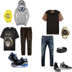 """""""Sophomore Swag- Cory's Closet!"""" by daretwodreambig on Polyvore"""