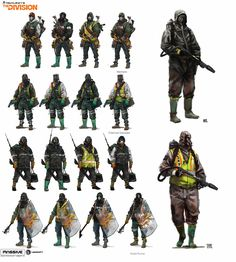 32 Best The Division Concept Art Images Division Tom