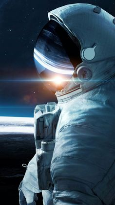 Astronaut Wallpaper, Astronauts In Space, Wallpaper Space, Social Media Trends, Galaxy Space, Space And Astronomy, Space Travel, Space Exploration, Science And Nature