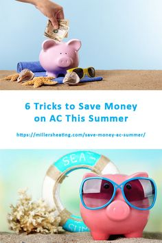 6 Tricks to Save Money on AC This Summer - Miller's Heating & Air Saving Money, Humor, Tips, Cheer, Advice, Save My Money, Humour, Ha Ha, Lifting Humor