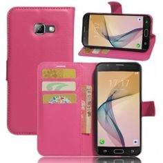 Samsung Galaxy A5 2017 pinkki puhelinlompakko.