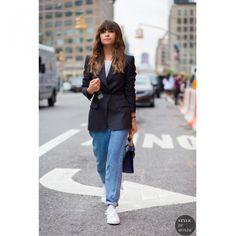 INSPIRATIE: 22 outfits die perfect passen bij je witt... (12)