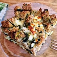 Like spinach artichoke dip, but healthy, and you can eat it as a meal! #FatFridaysForever