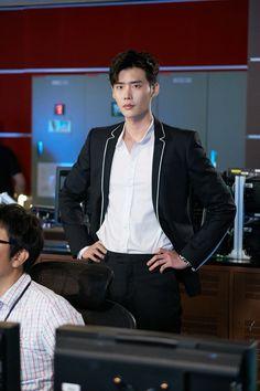 Lee jong suk w two worlds kang chul