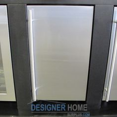 U Line 3000 Series U3024RFS00 Model Page Designer Home Surplus