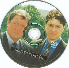 Midsomer Murders Written In Blood