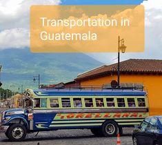 Transportation in Guatemala