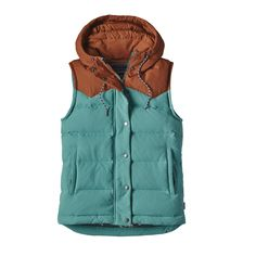 Patagonia Women's Bivy Down Hooded Vest,