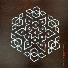 50 Most Beautiful White Rangoli Designs (ideas) that you can make during any occasion on the living room or courtyard floors. Easy Rangoli Designs Videos, Indian Rangoli Designs, Simple Rangoli Designs Images, Rangoli Designs Latest, Rangoli Designs Flower, Small Rangoli Design, Rangoli Ideas, Rangoli Designs With Dots, Beautiful Rangoli Designs