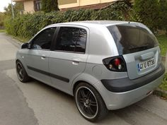 Hyundai Getz 16 Hyundai Pinterest Cars And Dream Cars