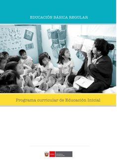 Documento de trabajo elaborado por la Dirección General de Educación Básica Regular. Abril 2016