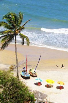 Praia da Lagoinha, Ceará, Brasil