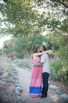 Rustic pregnancy maternity portraits in field Orange County,. Floral halo wreath by French Bouquet, Photography by Blair Nicole Photography.