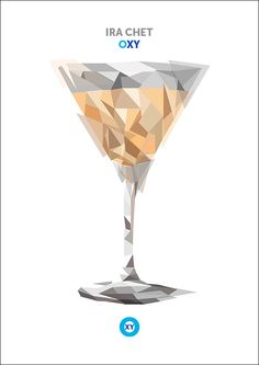 IRA CHET / Cocktail Illustration / @ : oxy-illustrations@orange.fr