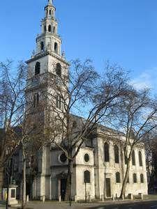 St. Clement Danes Church, London - Wren