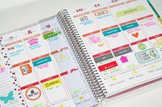 Round Here: My Erin Condren Life Planner | Overview, Accessories & Giveaways!