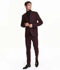 Alfani Mens Slim-Fit Black Micro-Grid Dinner Jacket 38S