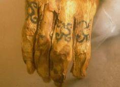 Pazyryk tattoo