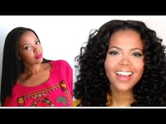 Crotchet Braids Straight To Curly - No Hot Water [Video] - Black Hair Information Community