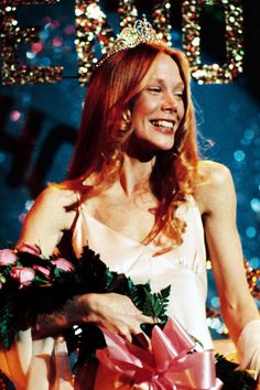 Carrie (1976) Sissy Spacek, Piper Laurie, Amy Irving Director: Brian De Palma  Based on Stephen King Novel  IMDB: Abused and timid 17-year-old girl discovers she has telekinesis, and gets pushed to the limit on the night of her school's prom