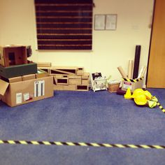 Construction Area in my FS2 classroom