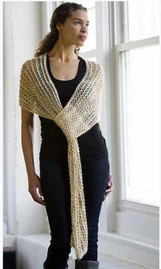 The scarf Knitting, Crochet, Accessories, Fashion, Moda, Tricot, Crocheting, Fasion, Stricken