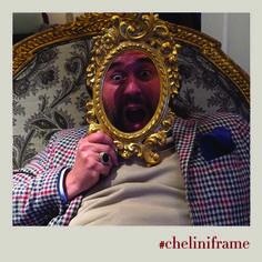 Stefano Civati - Civatiarte for #cheliniframe