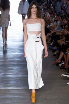 Giuliana Romanno São Paulo Spring 2015 Collection Photos - Vogue