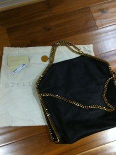 STELLA MCCARTNEY SHOULDER BAG @SHOP-HERS