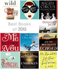 Best Books of 2013 - Mama Bub
