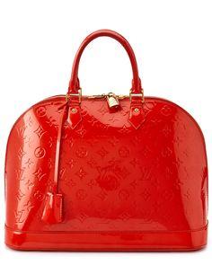 Louis Vuitton Pomme D'Amour Monogram Vernis Alma GM is on Rue. Shop it now.
